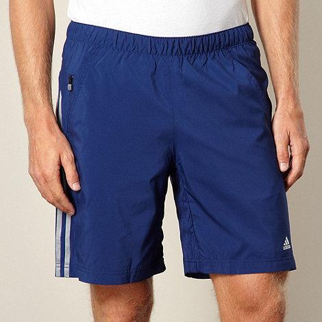 adidas - Navy +ClimaCool++ shorts
