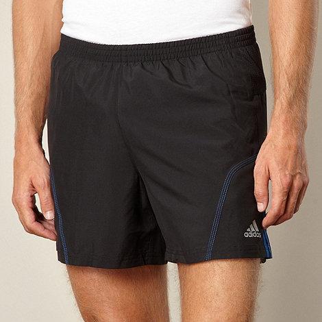 adidas - Black +ClimaLite+ shorts
