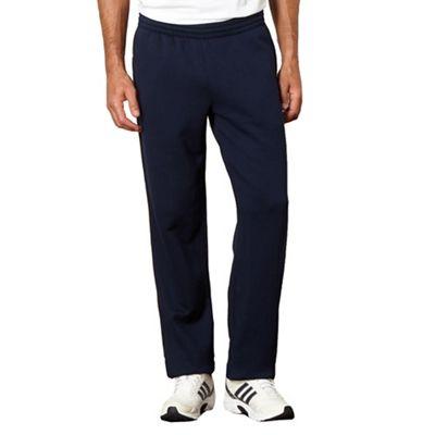 Adida navy weat jogging bottom - . -