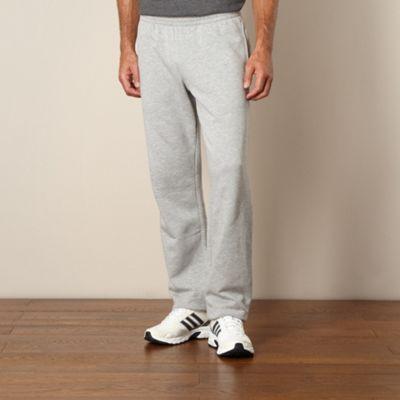 Adida grey weat jogging bottom - . -