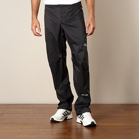 adidas - Black performance trousers