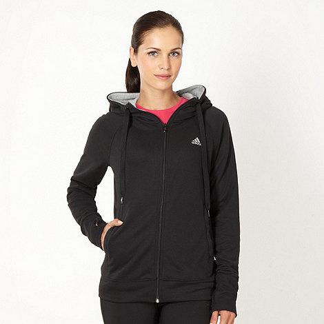 adidas - Black +Prime+ hoodie