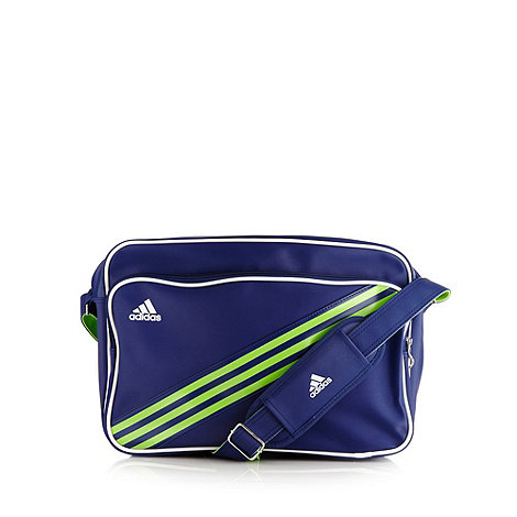 adidas - Navy essential messenger bag
