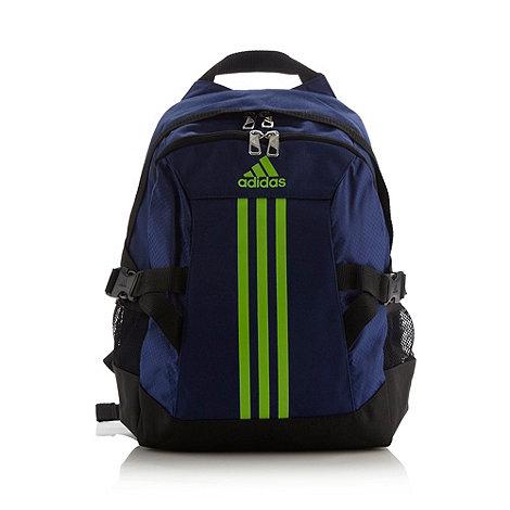 adidas - Boy+s navy +Power II+ backpack