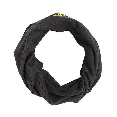 adidas - Black logo tube neck warmer