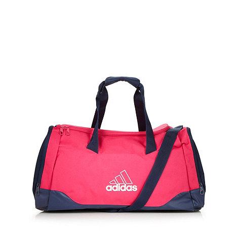 adidas - Pink panelled bag