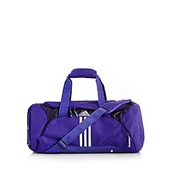 adidas - Purple essential holdall