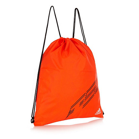 adidas - Neon orange gym bag