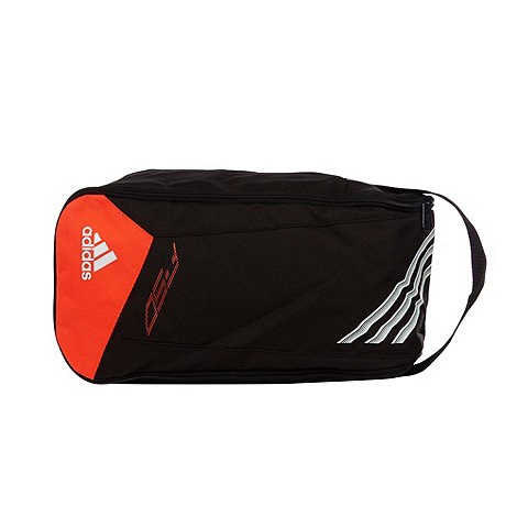 adidas - Black +F-50+ shoe bag