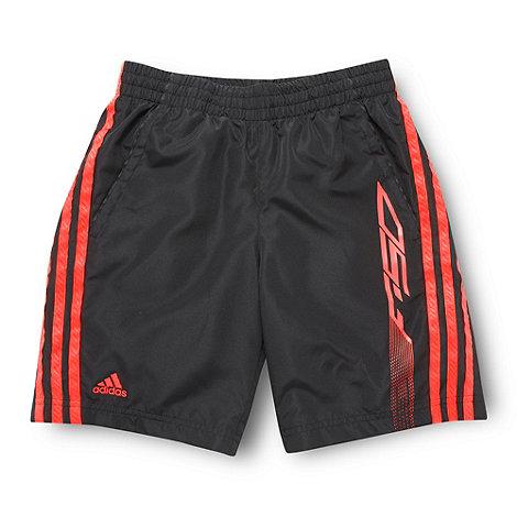 adidas - Boy+s black sports shorts