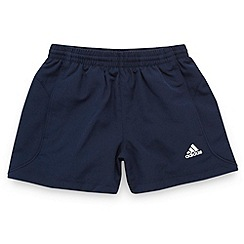 adidas - Boy's navy 'Chelsea' shorts