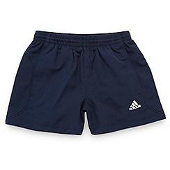 adidas - Boy's navy 'Chelsea' shorts