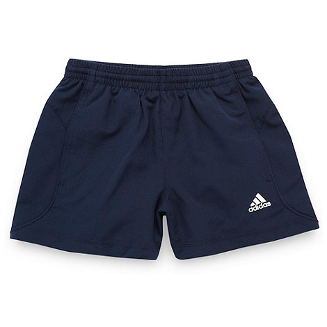 adidas - Boy+s navy +Chelsea+ shorts
