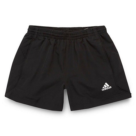 adidas - Boy+s black +Chelsea+ shorts