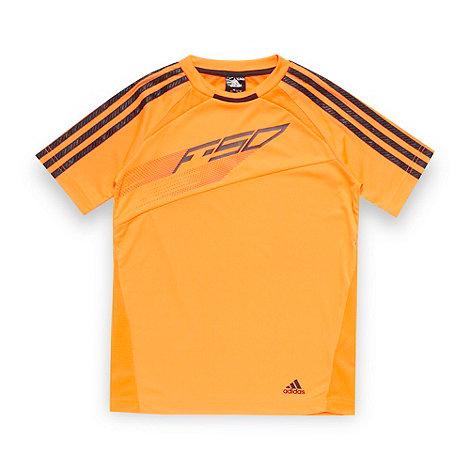 Adidas Orange t Shirt Orange 'f50' T-shirt