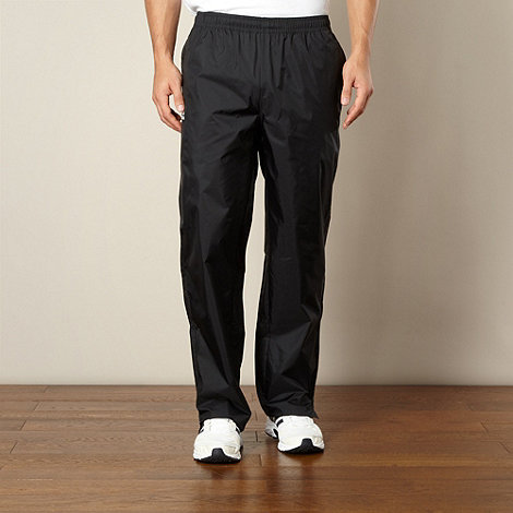 adidas - Black waterproof trousers