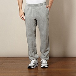 Nike - Grey essential jogging bottoms
