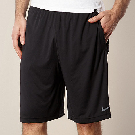 Nike - Black gym shorts