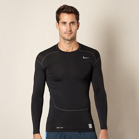 Nike - Black long sleeved t-shirt
