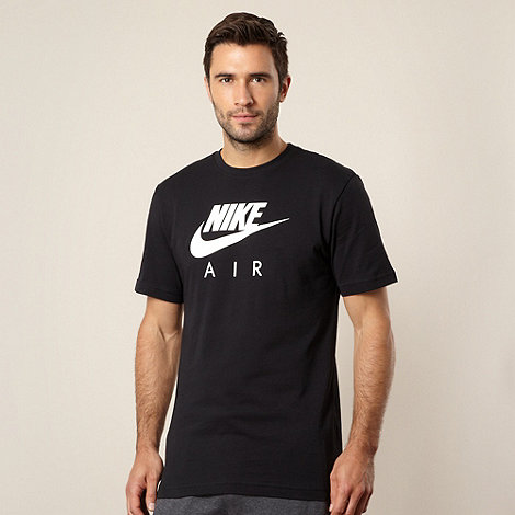 Nike - Black +Air+ t-shirt