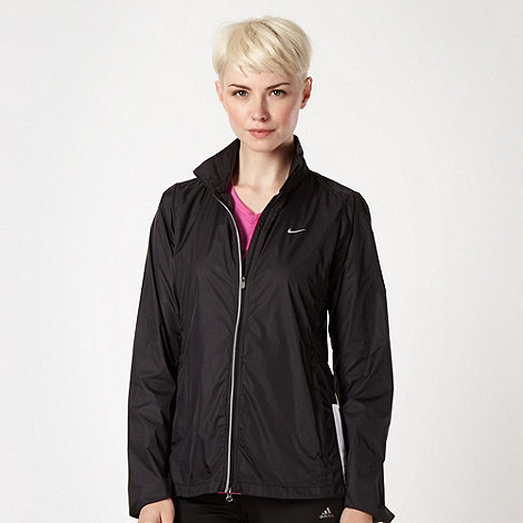 Nike - Black lightweight jacket