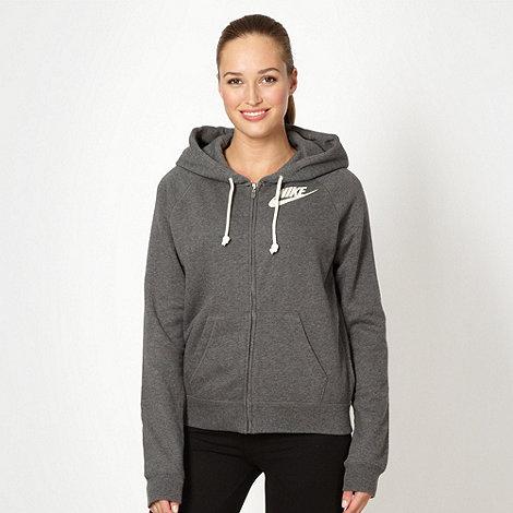 Nike - Grey hooded jacket