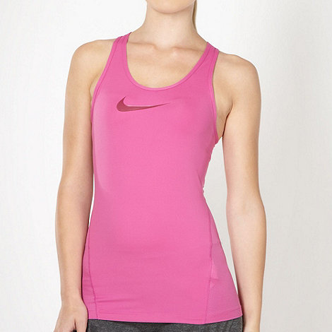 Nike - Pink sculpting tank top