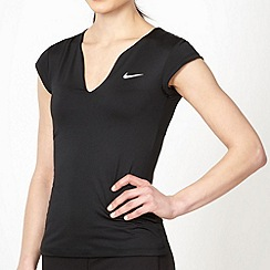 Nike - Black 'Pure' t-shirt