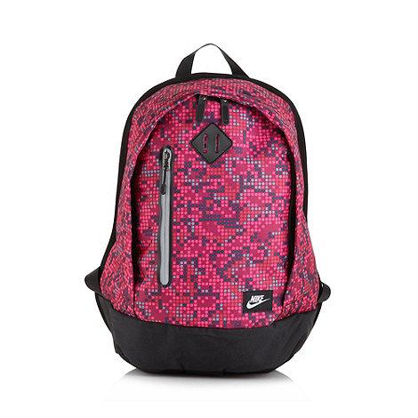 Nike - Girl+s pink +Cheyenne+ backpack