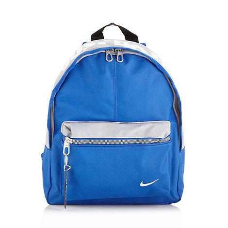 Nike - Blue classic small backpack