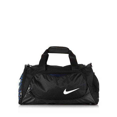 Nike - Black +Team+ small duffle bag