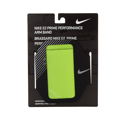 Nike - Black phone arm band