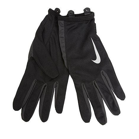 Nike - Black men+s running gloves
