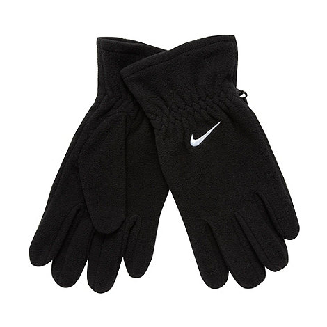 Nike - Black fleece gloves
