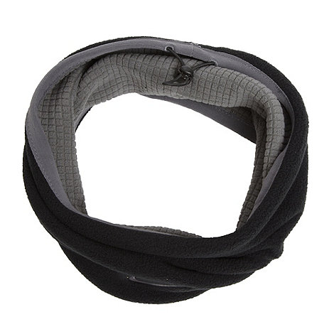 Nike - Black fleece neck warmer