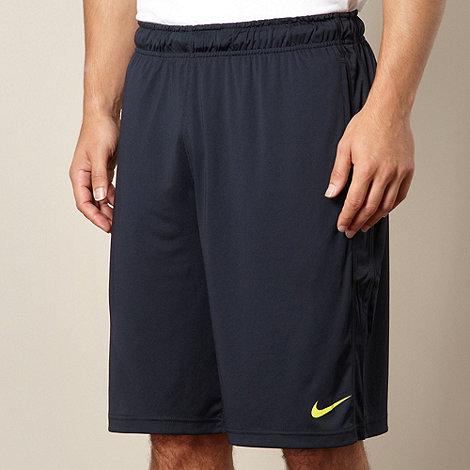 Nike - Dark blue gym shorts