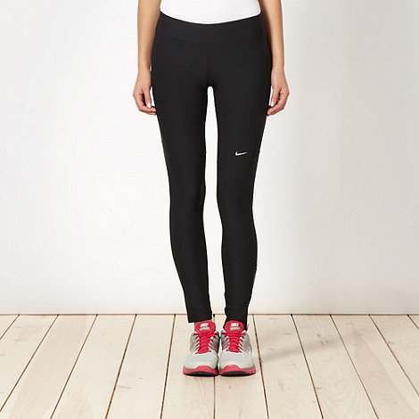 Nike - Black tight pants