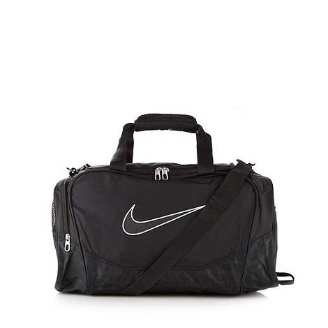 Nike - Black +Brasilia 5+ duffle bag