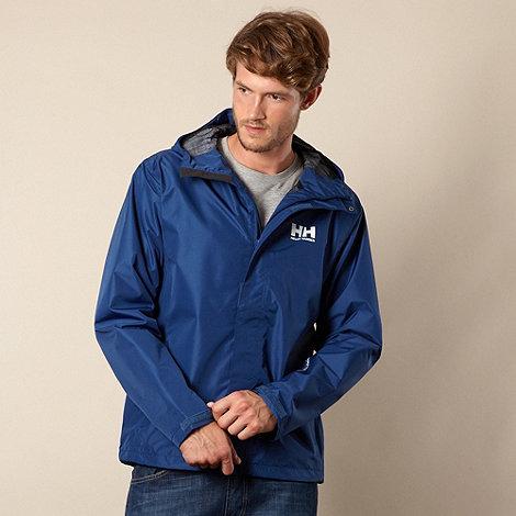 Helly Hansen - Navy waterproof jacket