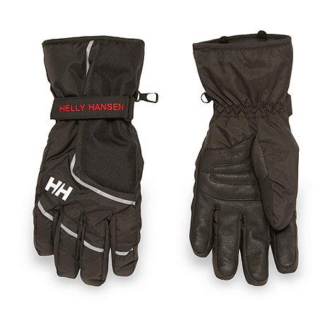 Helly Hansen - Black insulated gloves