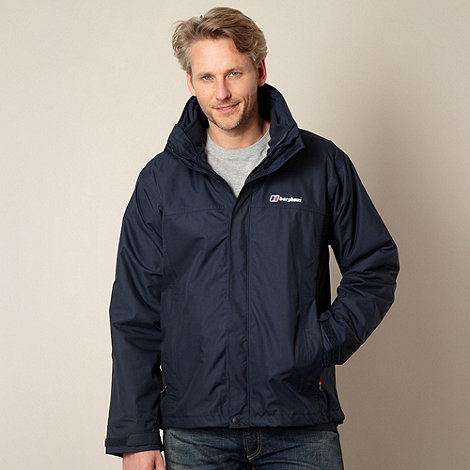 Berghaus - Dark blue 3 in 1 jacket