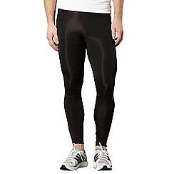 adidas - Black 'Response' running tights