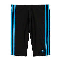 adidas - Boy's black fitted shorts