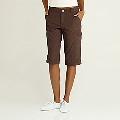 Columbia - Brown Psysc 11 knee trousers