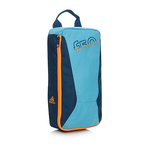 adidas - Light blue 'F50' shoe bag