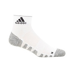 adidas - White running socks