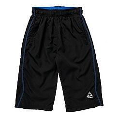 Le Coq Sportif - Black transmission shorts