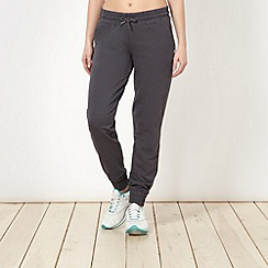 XPG by Jenni Falconer - Dark grey cuffed jogging bottoms
