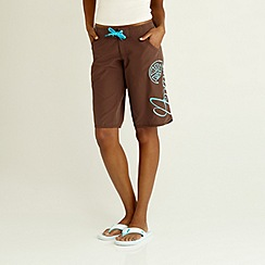 Animal - Chocolate board shorts
