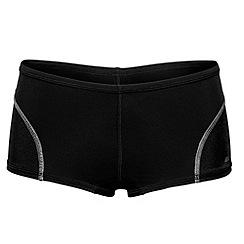 Shock Absorber - Black swim shorts